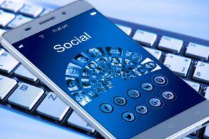 millennials, social media, mobile devices