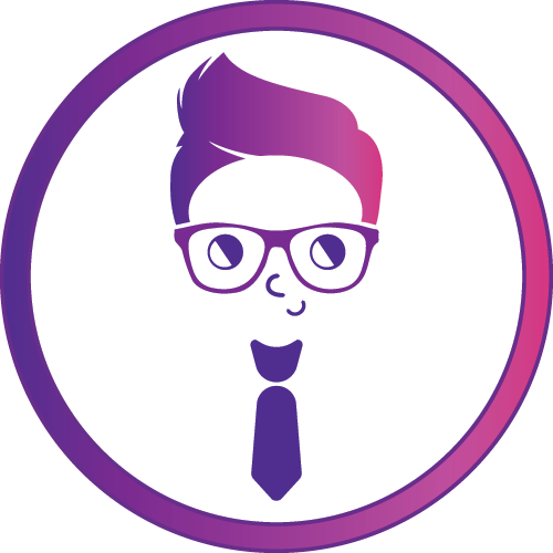 Purple Tie Guys Logo