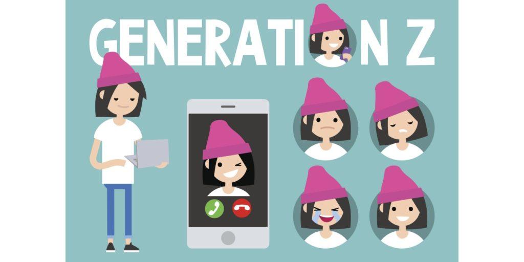 gen z, digital marketing