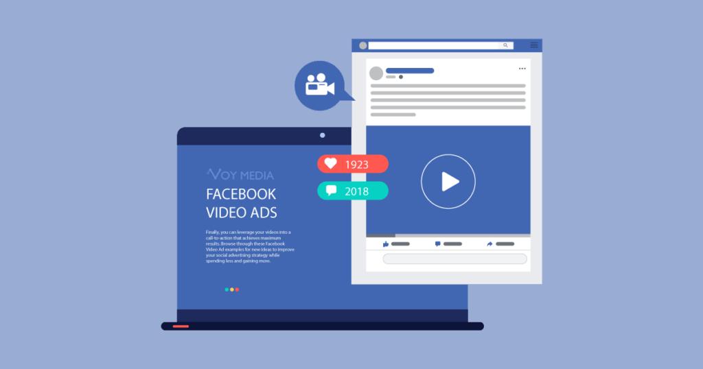 Facebook video ads, marketing
