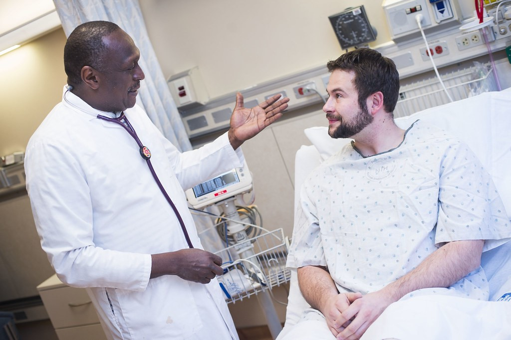 talk to doctor, medical marketing