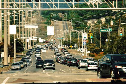 Huntsville_Alabama_Airport_Road